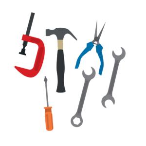 Werkzeuge mieten Sie bei Alex' Autodienst Selbsthilfewerkstatt Kiel Hassee